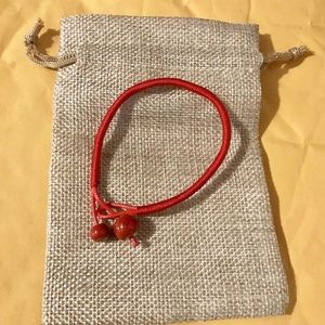 brandnew Red tibet lucky string bracelet